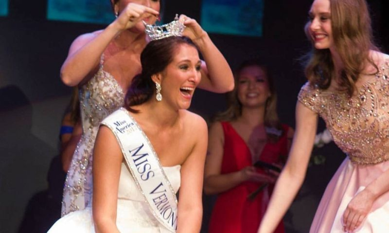 Legion program alum crowned Miss Vermont