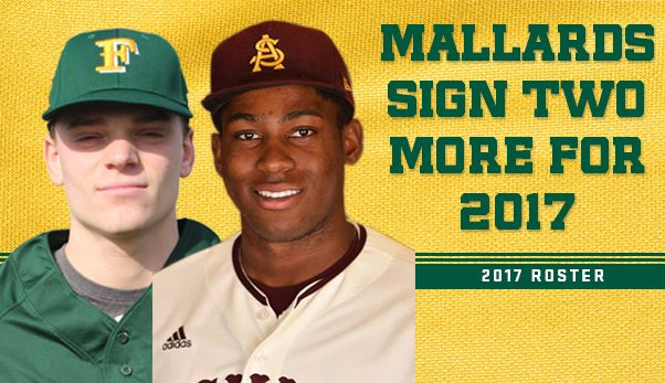 Mallards Sign Two More for 2017