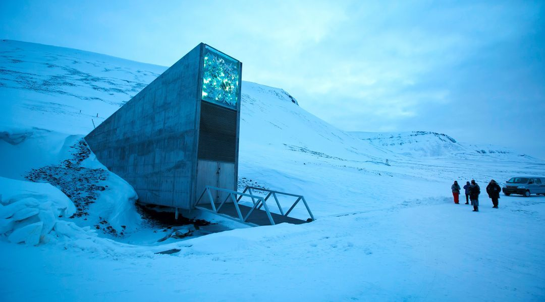"The Arctic ""doomsday"" seed vault is supposed to ensure the future of humanity. It just flooded."