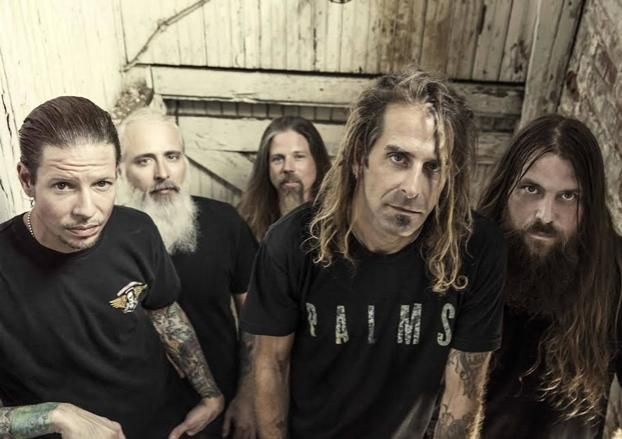 See Lamb of God's Randy Blythe Recording Johnny Cash Cover
