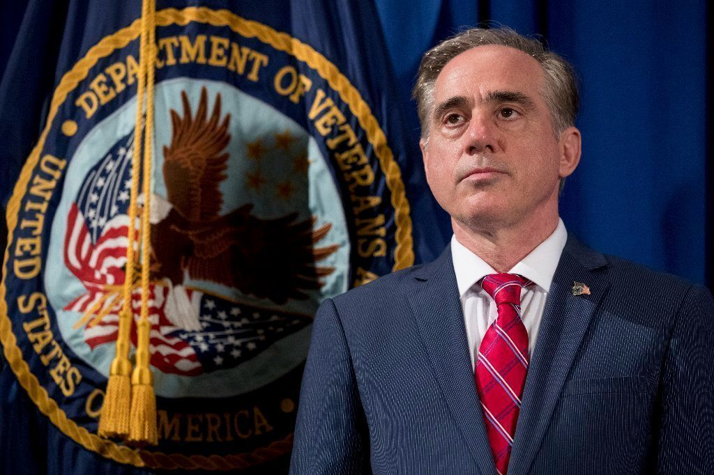 VA leader's 'candid assessment' of problems
