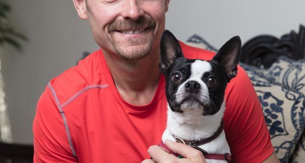 quick Boston terrier tears up Brevard's running scene