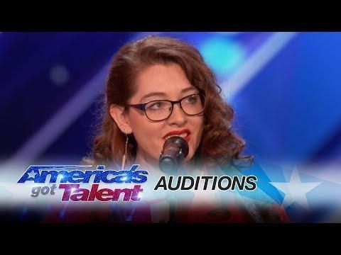 Deaf Singer Is One Of The Best Ever On America's Got Talent
