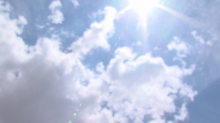 High temps means more cases of heat stroke,exhaustion