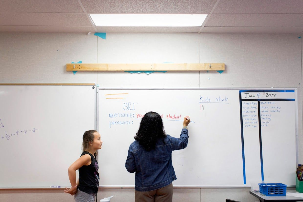 Teachers' training needs improvement so students benefit, new report says