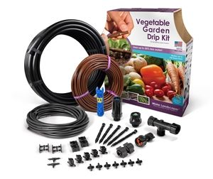 Vegetable Garden Drip Kit