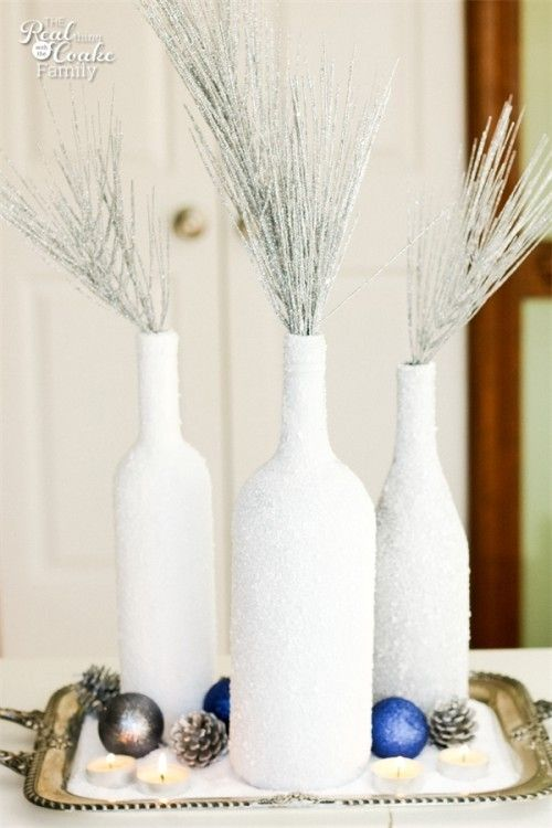 14 Brilliant Ways To Use Your Empty Wine Bottles