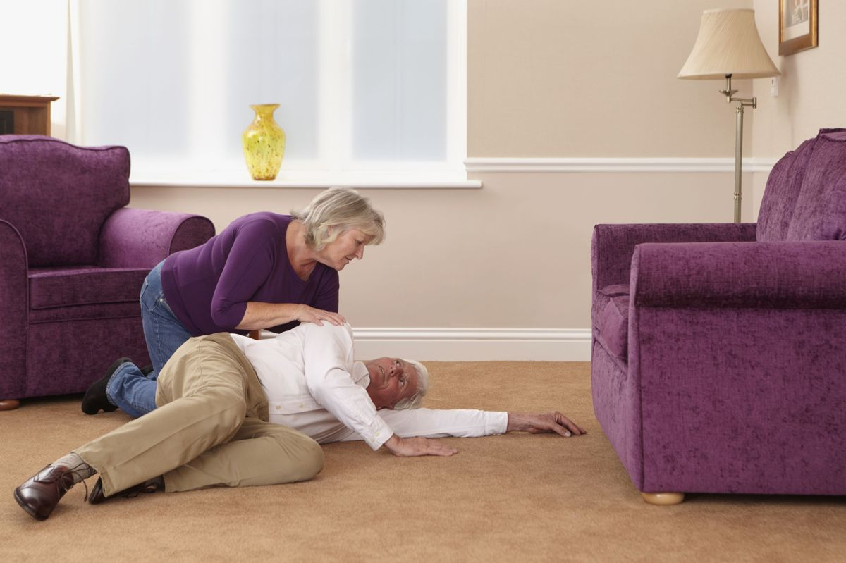 Common Causes of Falls in People with Dementia