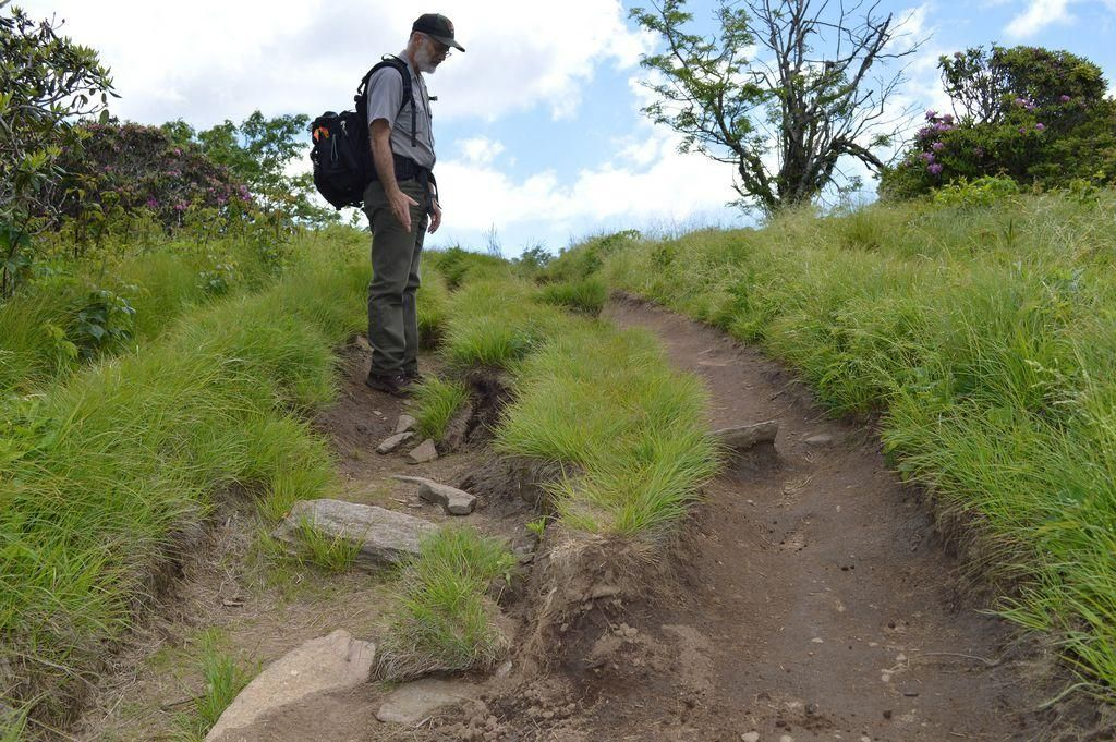Craggy Gardens to get repairs, enhancements; Foundation announces projects