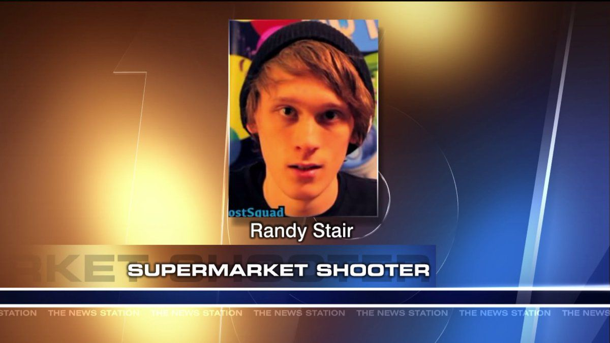 Disturbing Details in Shooter's Social Media
