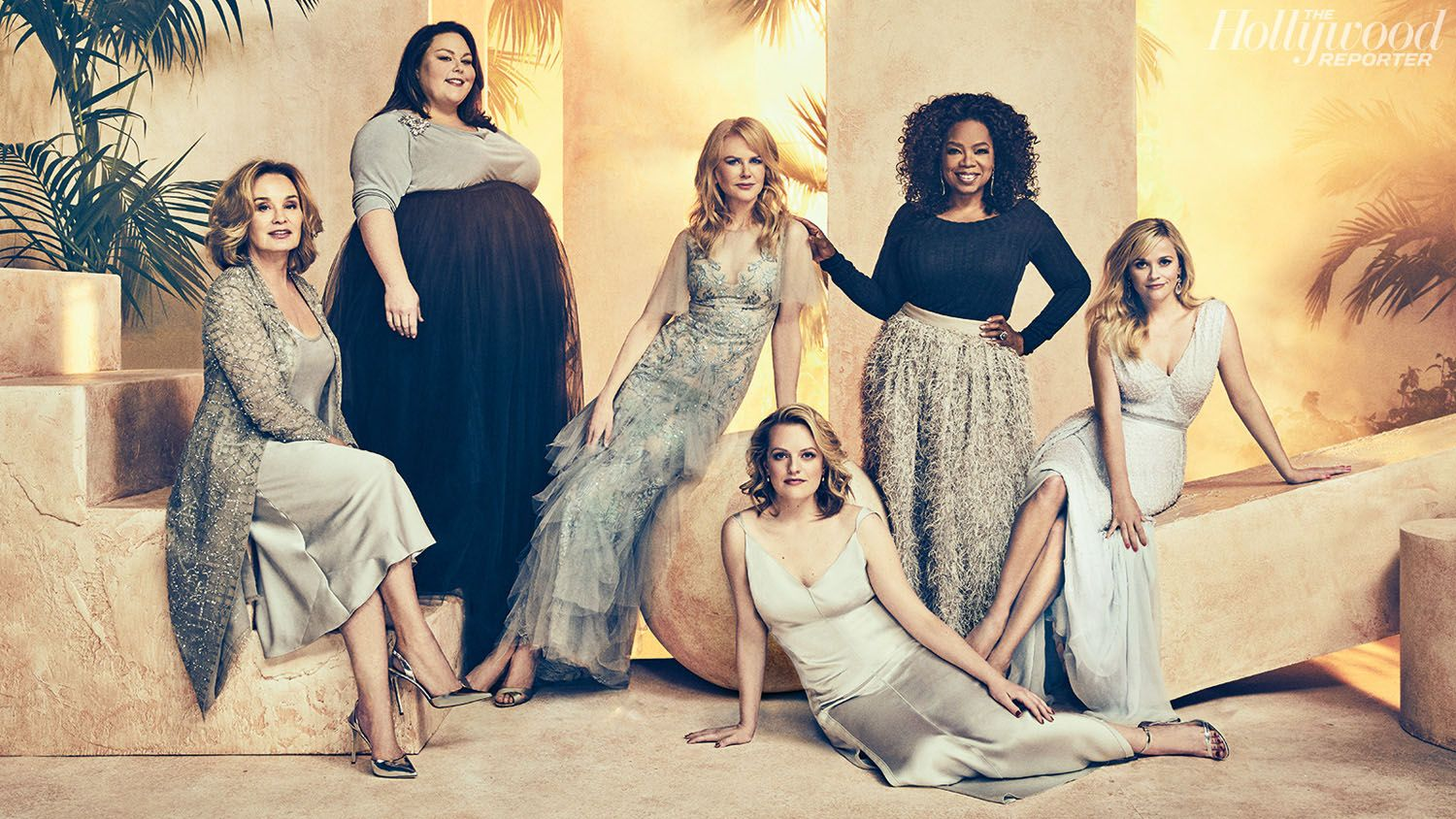 "Drama Actress Roundtable: Oprah Winfrey, Reese Witherspoon on ""Rage, Sorrow, Grief"" and Sexism in Hollywood"