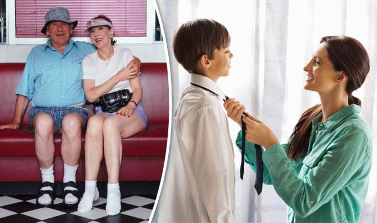 Embarrassing parents: Millions mortify their children with their fashions sense