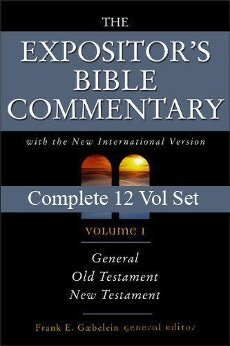 How does the Expositor's Bible Commentary Approach Scripture?
