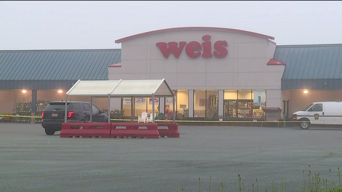 Shooting at Weis Market in Wyoming County Leaves Four Dead, Including Shooter