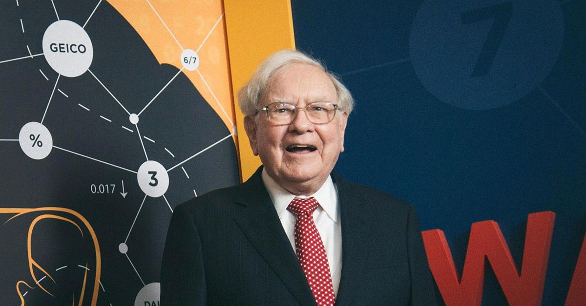 The 6 words billionaire Warren Buffett uses the most, according to a data scientist