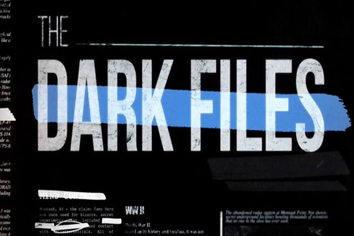 The Dark Files: History Channel's Montauk Project Exploration Airs July 23