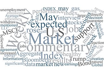 Weekly Market Commentary June 5, 2017