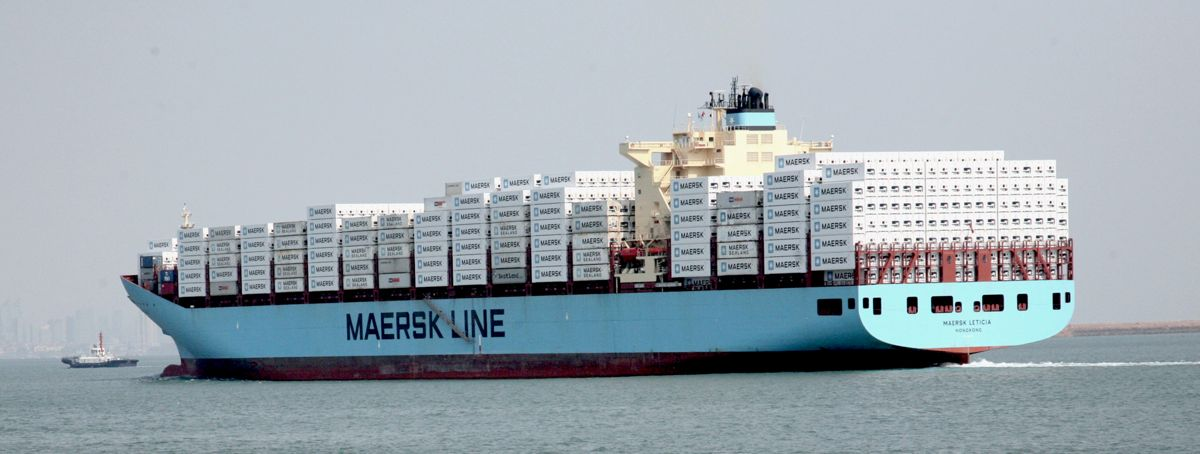 Would You Go to the Bank of Maersk?
