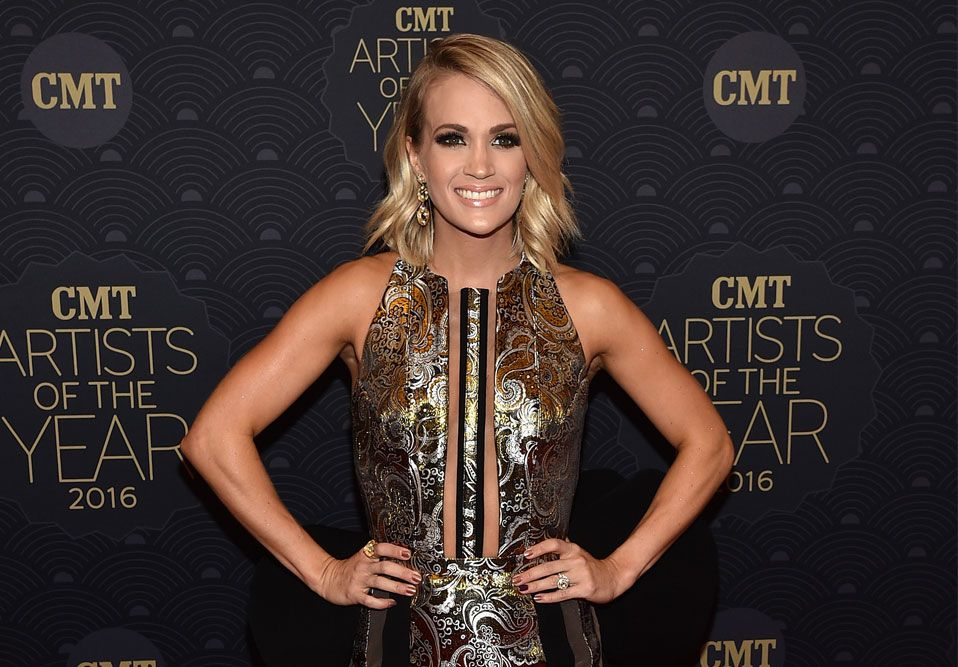 The 5 Foods Carrie Underwood Swears by for Her Fit Physique