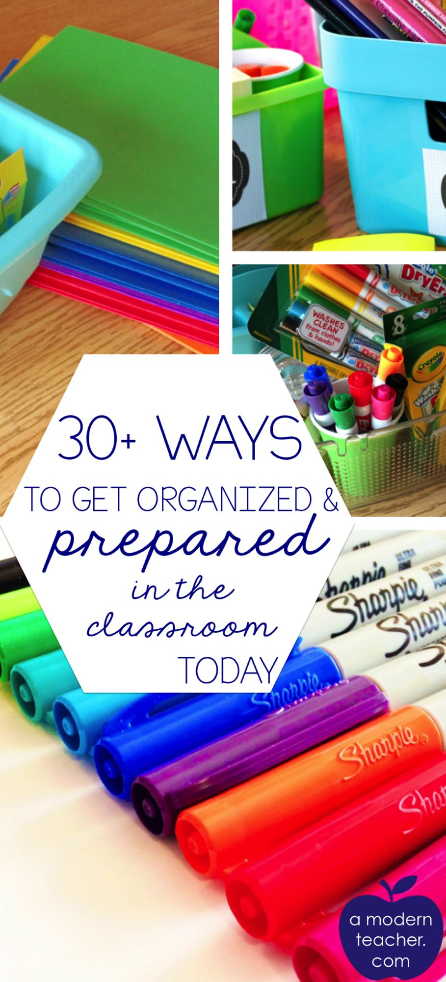 30+ Ways to Feel Prepared in the Classroom (Plus Free Printable)