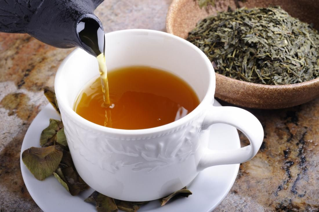 Could a green tea extract help to treat tooth sensitivity?