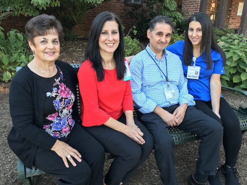 Nurse Brings 120 Years of Experience to New Job at IOL
