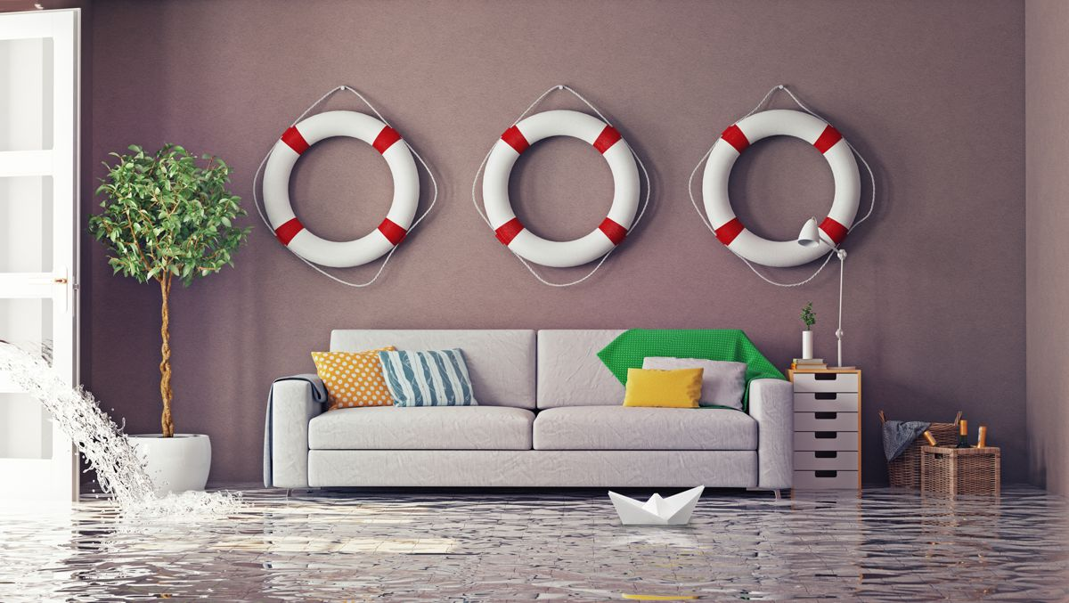 Flooding and Water Damage: How They Can Hurt Your Home and Health