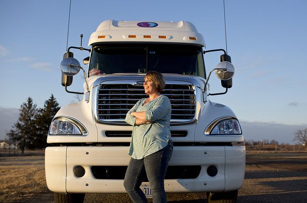 The Revolutionary Routine Of Life As A Female Trucker
