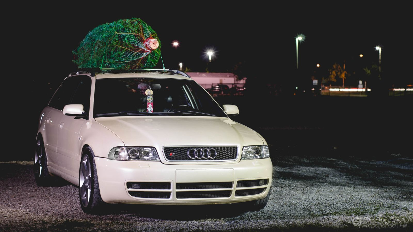 Here Are Some Handy Tips For Securing A Christmas Tree To Your Car