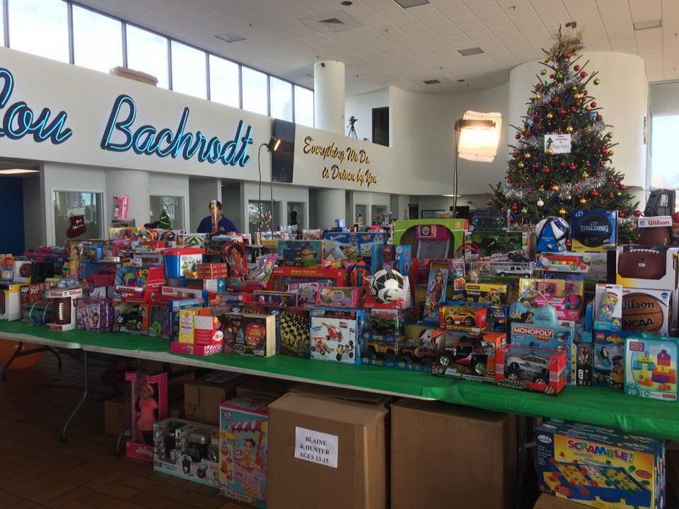 Photo Slideshow: 12 Hours of Salvation Toy Drive