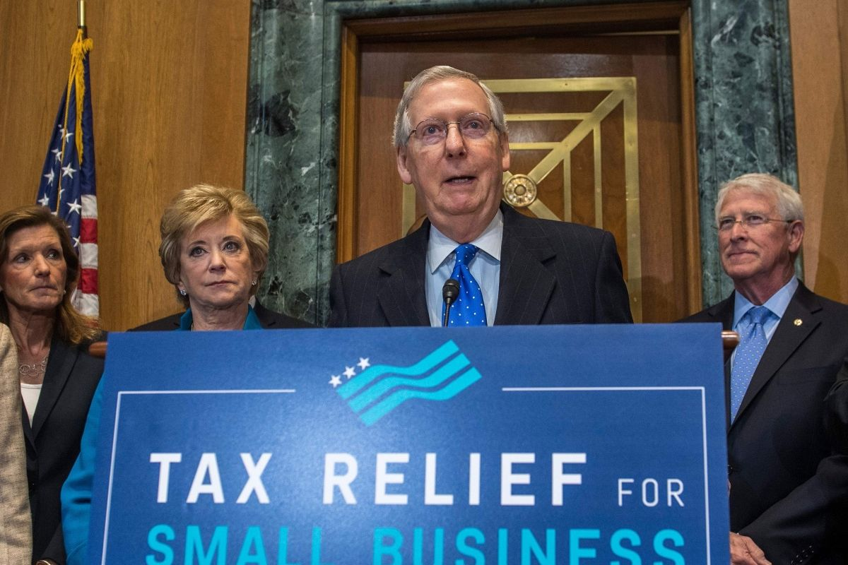 The GOP Plan Is the Biggest Tax Increase in American History, By Far