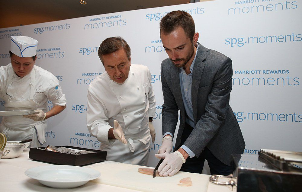 8 Thoughts You Have While Cooking Dinner With Daniel Boulud