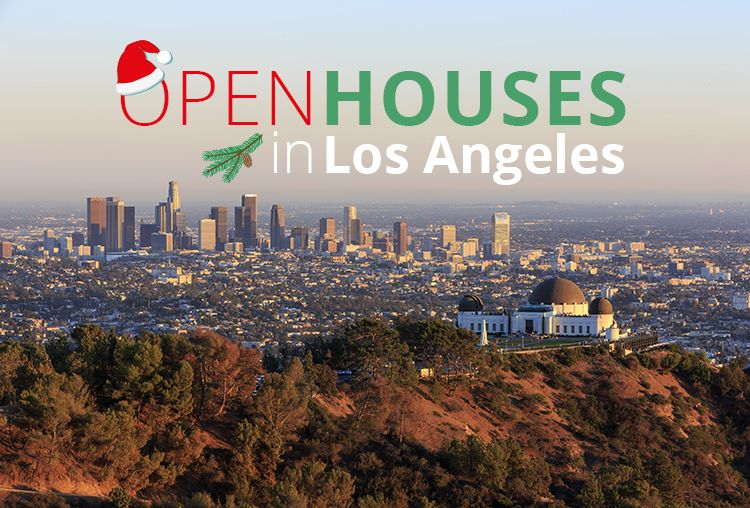 Open Houses This Weekend In Los Angeles County