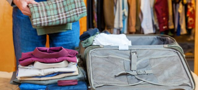 Use this packing trick to avoid a checked bag fee