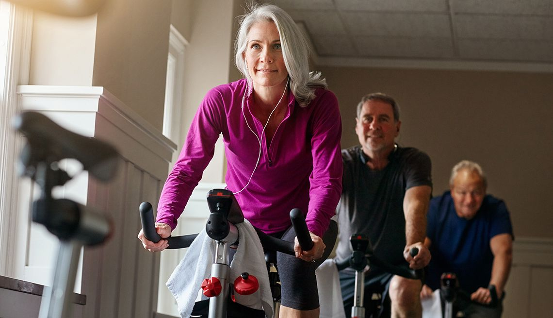 High-Intensity Workouts Can Slow Parkinson