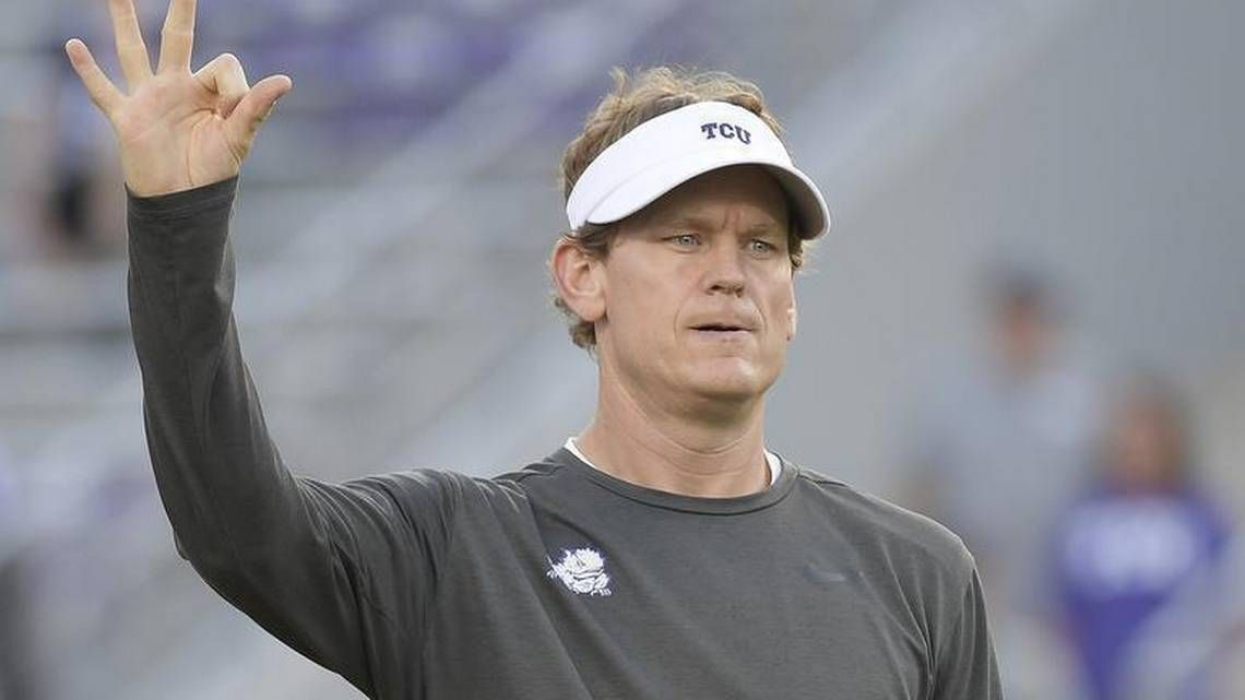Sonny Cumbie describes critical moment in TCU getting Justin Rogers