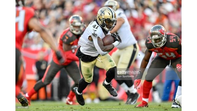 Saints lose to Bucs, but still win NFC South & will host playoff game