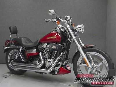 2010 Harley-davidson Dyna Fxdc  Super Glide Custom Used Free Shipping Over $5000