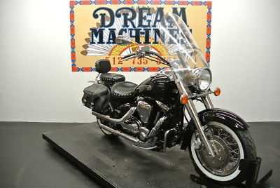 Dream Machines Indian 2001 Yamaha Road Star Midnight Silverado Xv1600at  15557 M
