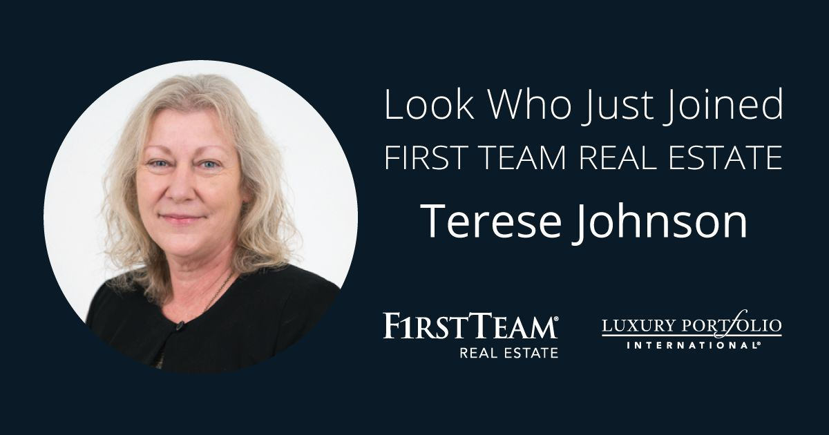 First Team Welcomes Terese Johnson to Rancho Cucamonga Office