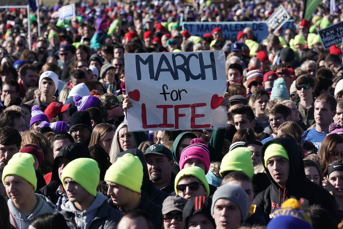 Undivided: Four decades later, the March for Life is stronger than ever