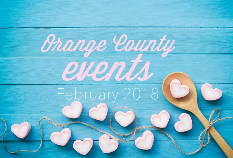 Events in Orange County