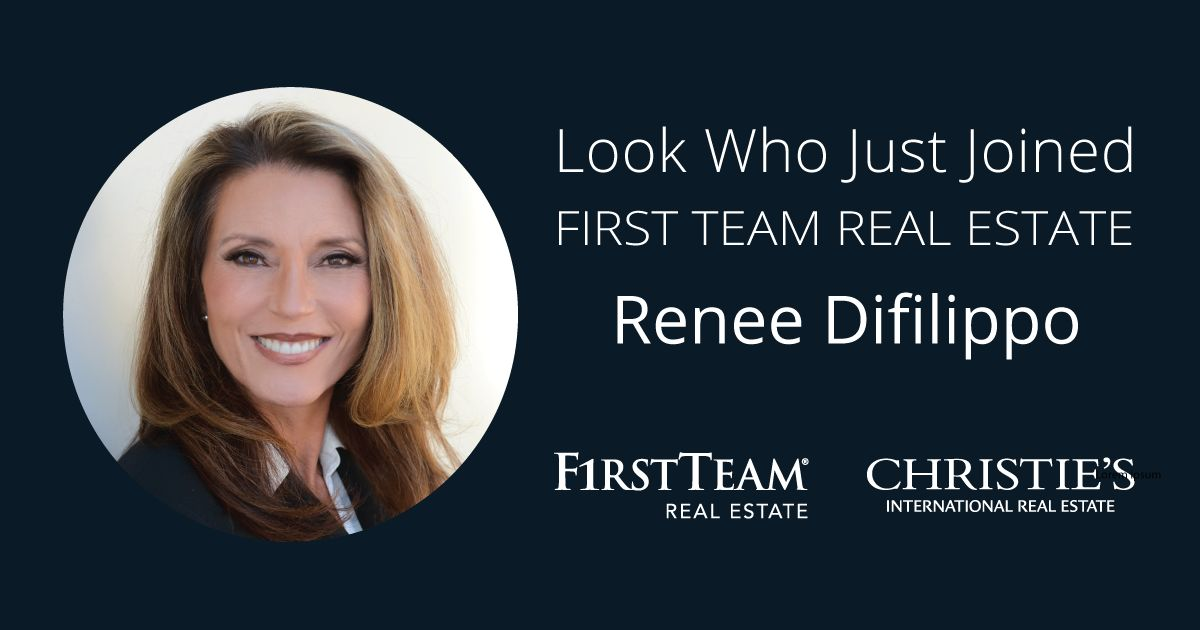 First Team Welcomes Renee Difilippo to San Clemente Office