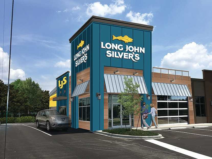 Long John Silver's to get a new look, add grilled seafood