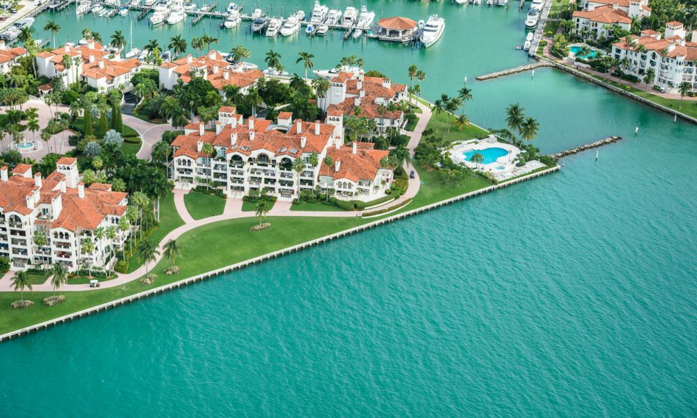 Fisher Island: A Waterfront Paradise