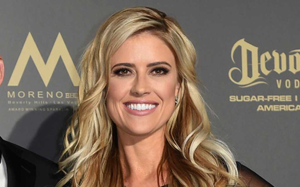 Christina El Moussa of 'Flip or Flop' joins luxury Newport Beach real estate firm