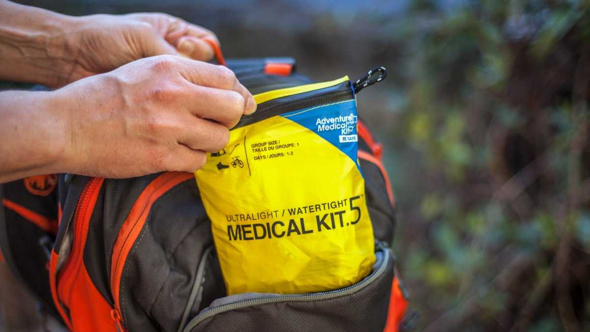 In Praise of Adventure Medical Kits