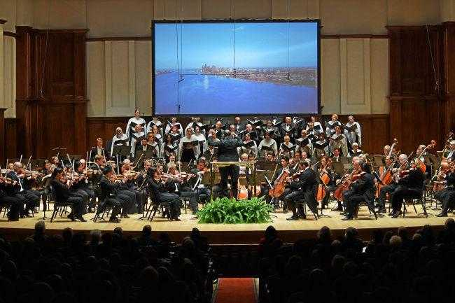 DSO celebrates Classical Roots with weekend concerts