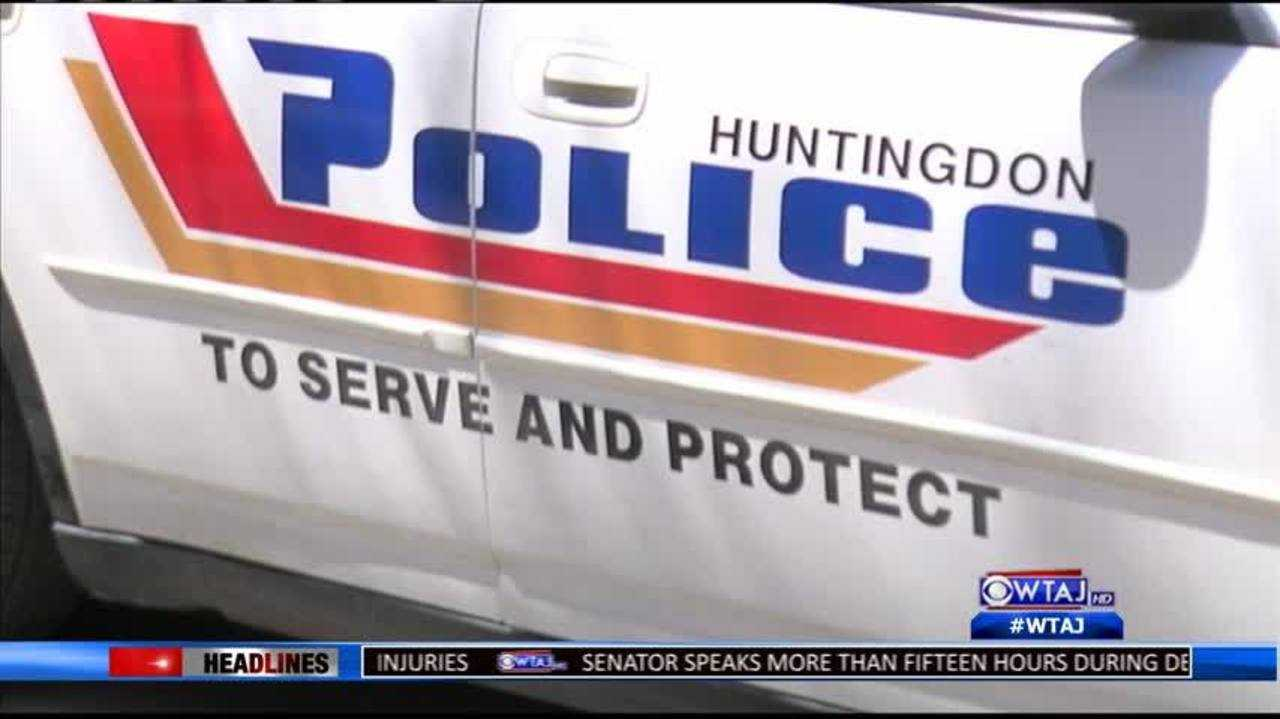 Huntingdon Borough Police host coffee with a cop event