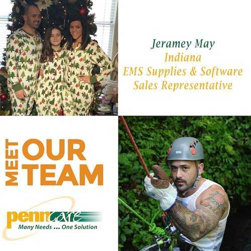 Meet Our Team: Jeramey May